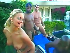 anal blondes interracial gangbang