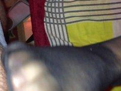 matura calze nylon