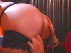 lesbiana rubia grandes tetas caucásico