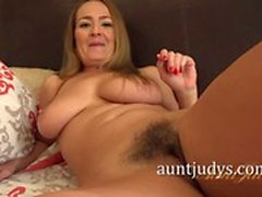 big boobs blonde hairy hd milf