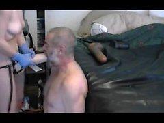 amateur blond pipe fétiche fisting