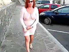 amateur gros seins clignotant mamies