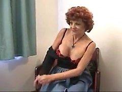 big boobs blowjob brünett oma strümpfe