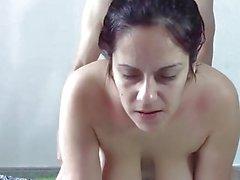 anal big tits doggy style milf