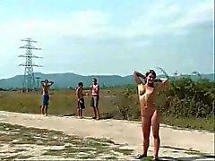 nudité en public