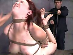bdsm brunette fetish spanking