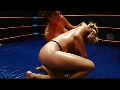 gros seins combats de chat lesbiennes milfs sportif