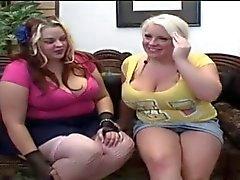bbw big boobs blondes lesbians sex toys