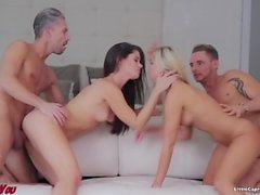 dido angel little caprice lucky lutro marcello bravo party swinger