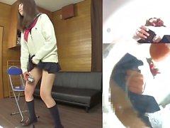 18 años de edad asiático japonés upskirts zenra