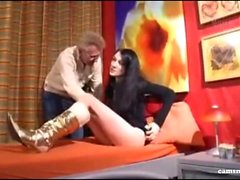 amateur ass blowjob