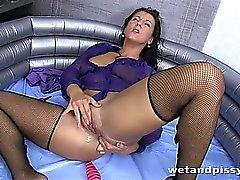 arsch brünett fetisch masturbation