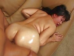 couple vaginal sex oral sex black haired asian
