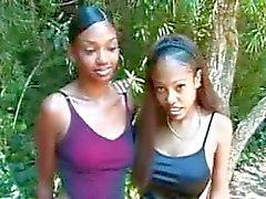 amateur zwart en ebony lesbiennes