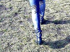 Leggings-Girl - 9553 - Walking in Legging