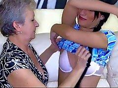 grannies lesbians matures