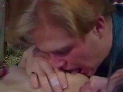 barn big-tits bi anal ass-fucked