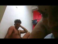 18 anos de idade caseiro indiano do sri lanka