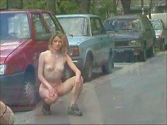 amateur nudité en public compilation