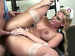 anal big boobs blondine blowjob doggystyle