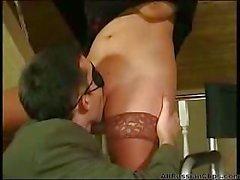 calze sesso anale russo hardcore