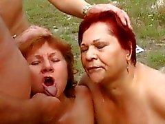 anal sex blowjob cum shot