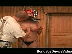 amateur redhead bdsm bondage