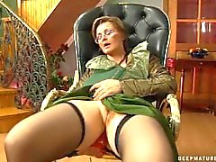 ass-fuck old anal russian mature
