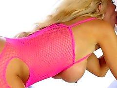 ass big boobs blonde blowjob glory hole