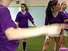lesbian teen brunette squirting teens