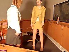kink old lesbian-foot-worship mature feet