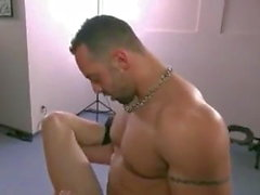 gay senza sella muscolo