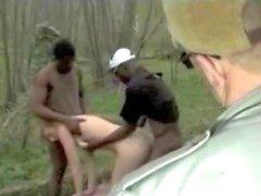 amateur cuckold public nudity