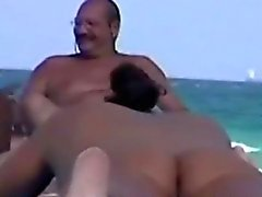 amateur beach big cocks blowjob milf