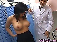 amateur asian babe big tits fucking