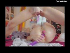 masturbation teen big tits amateur webcam