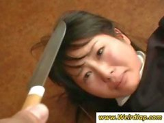 asya fetiş aşağılama japon hizmetçi