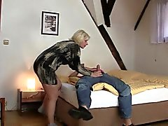 blonde blowjob czech doggystyle