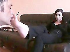 femdom feticcio feticismo del piede