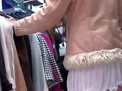 hidden cam outdoor public softcore voyeur