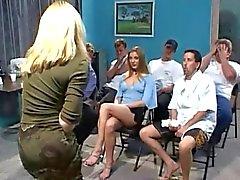 vendimia voyeur sexo en grupo
