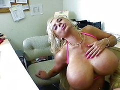 masturbation oralsex blondine big tits blowjob