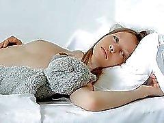 babe clitoris dildo orgasm