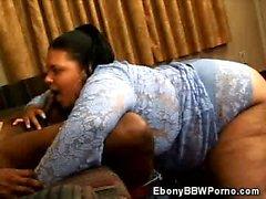 anal bbw black and ebony blowjob