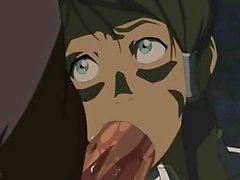 couple brunette hentai cartoon animated