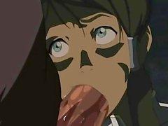 couple brunette hentai cartoon animated