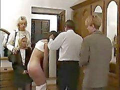 bdsm lesbiennes spanking