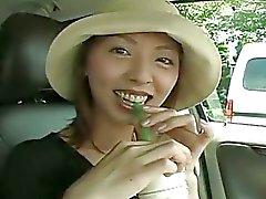 asiático público