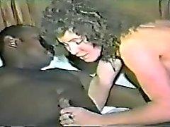 amateur brunettes interraciale