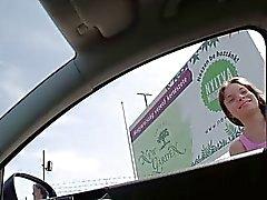 amateur amateur porn backside blowjob car